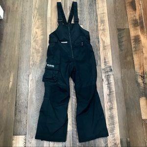 Columbia Tectonite snow Bibs Pants 10-12